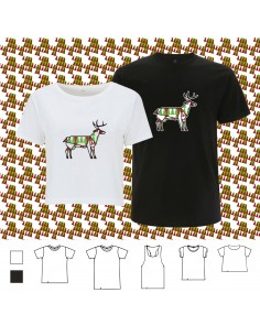 T-shirt ORIGAMI XMAS TREE...
