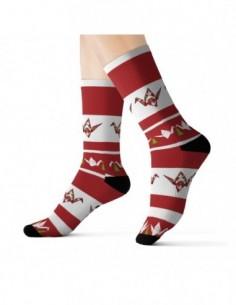 Socks xmas edition ORIGAMI...